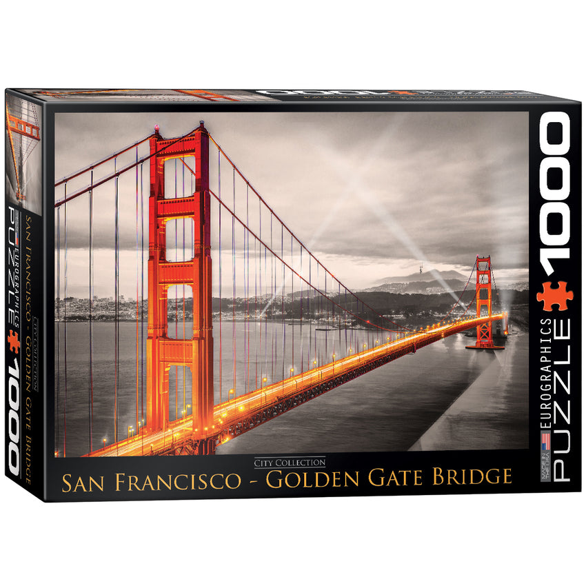 Golden Gate Bridge - 1000pc