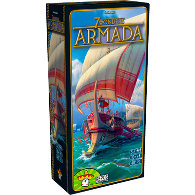 Products, 7 WONDERS ARMADA EXP