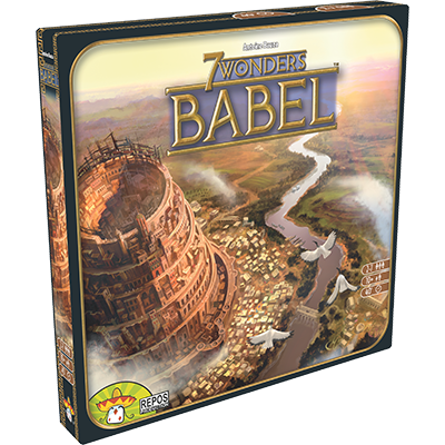 Products, 7 WONDERS BABEL