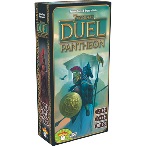 Products, 7 Wonders Duel: Pantheon Expansion