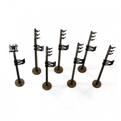 Hobby Supplies, 28mm French Telegraph Poles