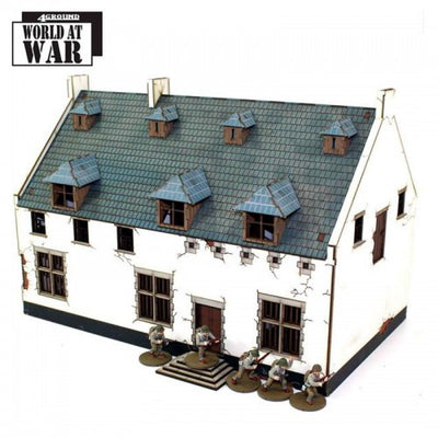 Hobby Supplies, 28mm Terrain: Farmhouse