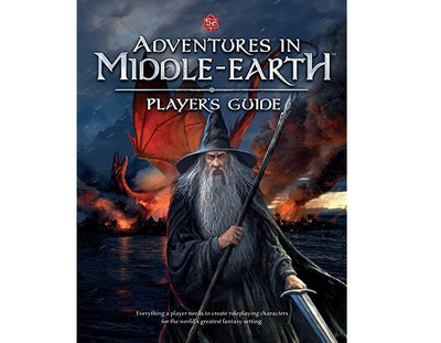 Role Playing Games, Adventure's in Middle Earth Player's Guide