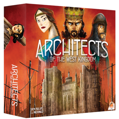 NZ Made & Created Games, Architects of the West Kingdom