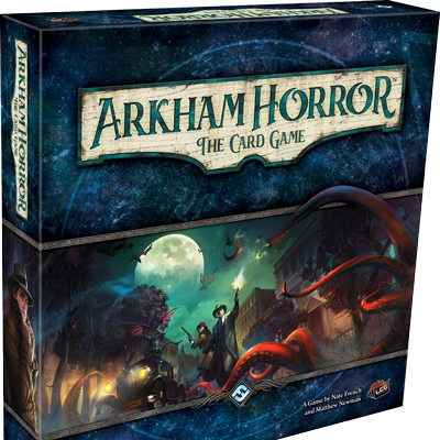 Board Games, Arkham Horror: The Card Game