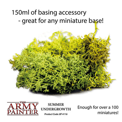Hobby Supplies, Basing: Summer Undergrowth