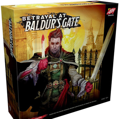 Board Games, Betrayal at Baldur's Gate