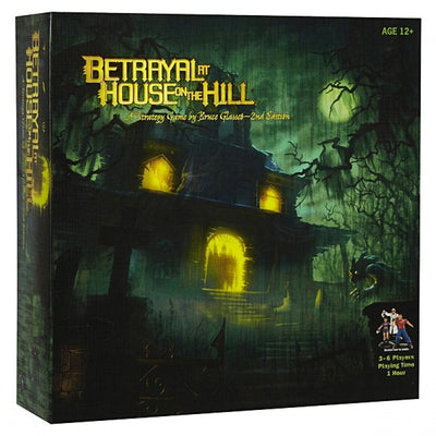 Board Games, Betrayal at House on a Hill