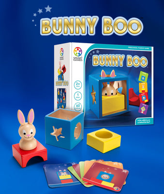 Kids Games, Bunny Boo Game
