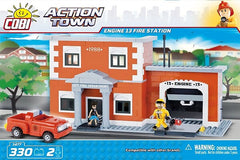 Action Town: Engine 13 Fire Station - 330pc