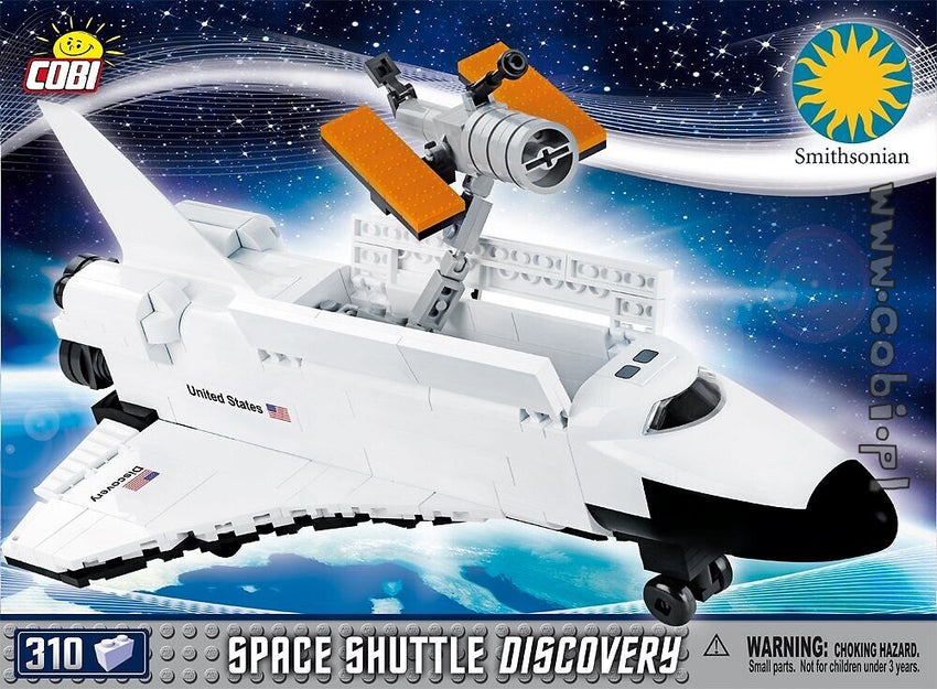 Smithsonian: Space Shuttle Discovery - 310pc