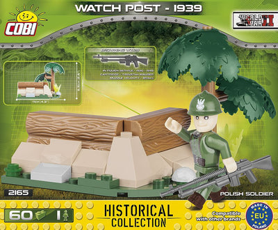 COBI - Construction Blocks, WATCHPOST 1939