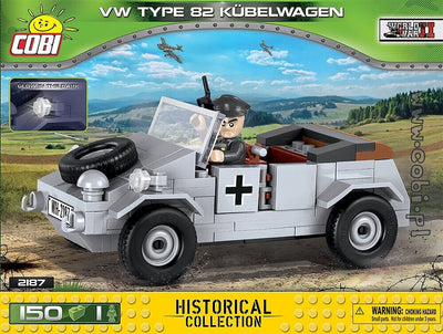 COBI - Construction Blocks, VW 82 KUBELWAGEN