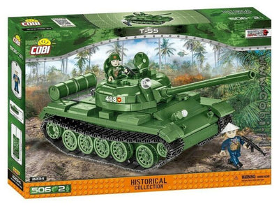COBI - Construction Blocks, T-55 506PC