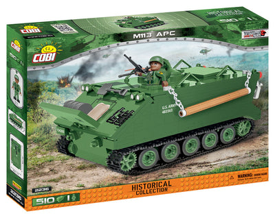 COBI - Construction Blocks, M113 APC 510PC