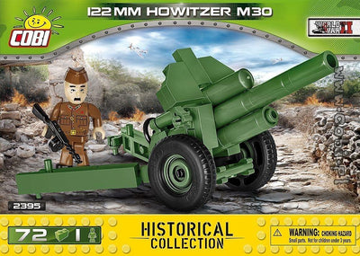 COBI - Construction Blocks, 122MM HOWITZER M1938 70PCS