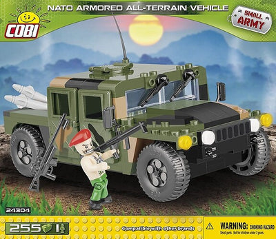 COBI - Construction Blocks, NATO ARMOURED ATV