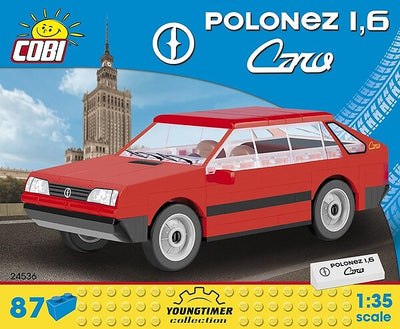 COBI - Construction Blocks, Polonez 1.6 Caro - 87pc