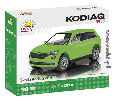 COBI - Construction Blocks, Skoda: Kodiaq VRS - 98pc