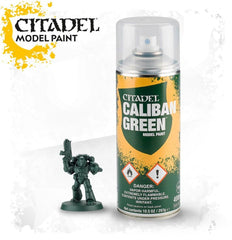 Spray: Caliban Green