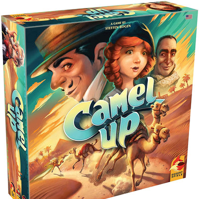 Board Games, Camel Up - Second Edition