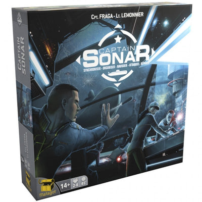 Board Games, Captain Sonar