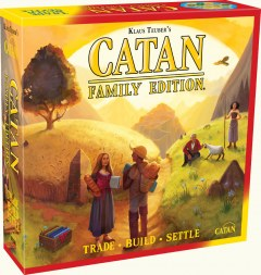 Board Games, Catan: Family Edition
