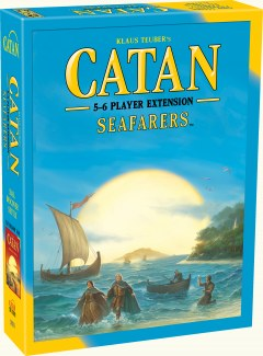 Board Games, Catan: Seafarers 5-6 Player Extension