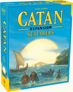 Board Games, Catan: Seafarers Expansion