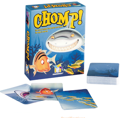 Card Games, CHOMP!
