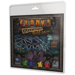 Clank! Expeditions: Gold & Silk