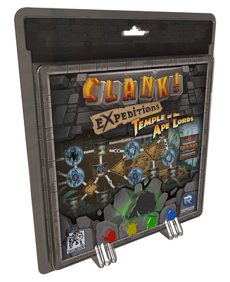 Card Games, Clank! Expeditions: Temple of the Ape Lords