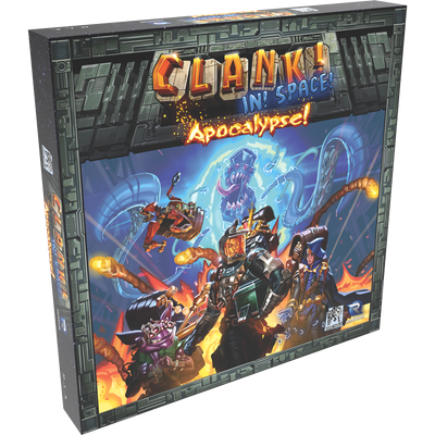 Card Games, Clank! Apocalypse in Space