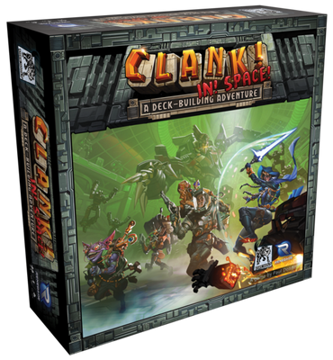 Card Games, Clank! In Space