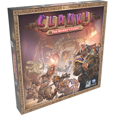 Card Games, Clank! The Mummy's Curse
