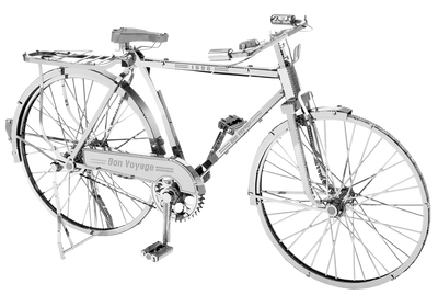 3D Jigsaw Puzzles, ICONX Premium Series - Classic Bicycle