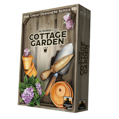 Home page, Cottage Garden