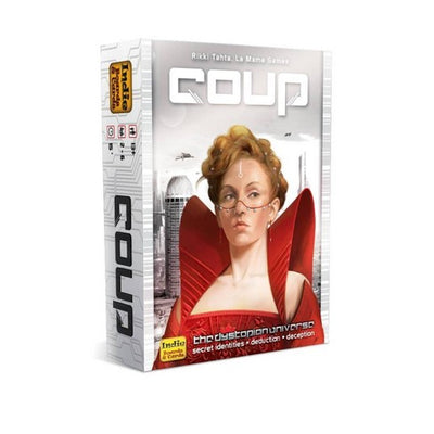 Card Games, Coup