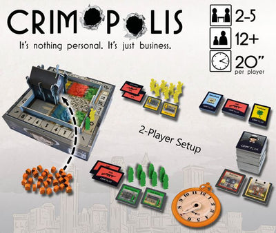 Board Games, Crimopolis