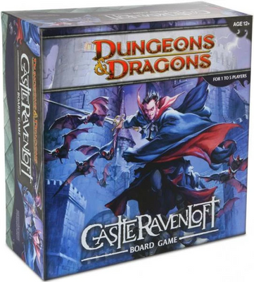 Board Games, D&D: Castle Ravenloft
