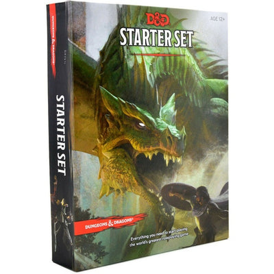Role Playing Games, Dungeons & Dragons Starter Set