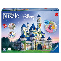 Disney 3D Princess Castle - 216pc