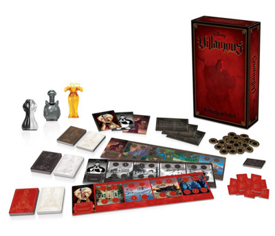 Card Games, Disney Villainous: Wicked to the Core