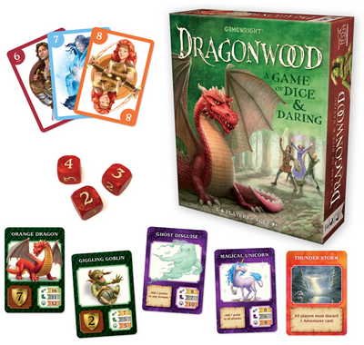Card Games, Dragonwood