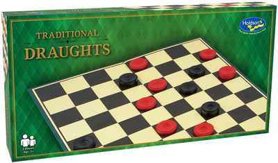 Traditional Games, Draughts Set
