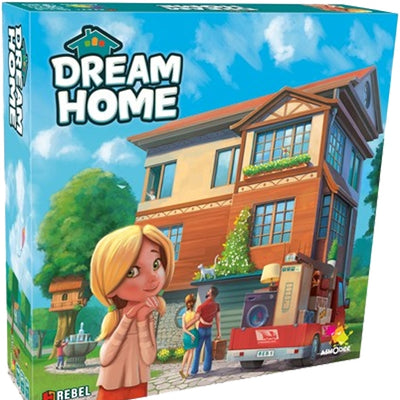 Kids Games, DREAM HOME