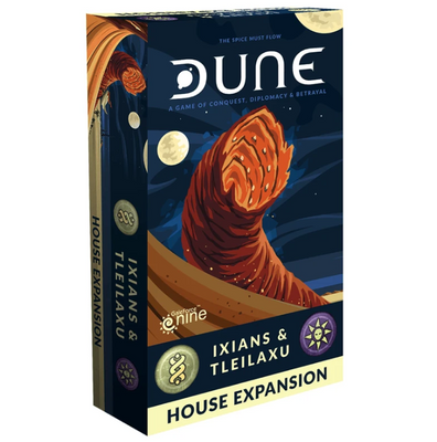 Board Games, Dune: Ixians & Tleilaxu House Expansion
