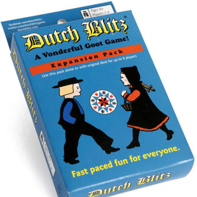 Card Games, Dutch Blitz Expansion Pack
