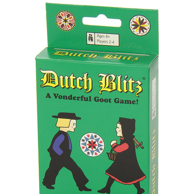 Card Games, DUTCH BLITZ