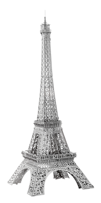 3D Jigsaw Puzzles, ICONX Premium Series - Eiffel Tower